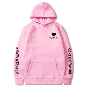 Revenge Kill Fashion Suprem Hoodie Men Women Casual Hip Hop XXXTentacion Sweatshirt Vibes Forever Traksuit Fleece Innrech Market.com