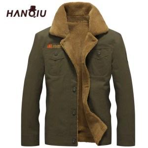 2019 Winter Bomber Jacket Men Air Force Pilot MA1 Jacket Warm Male fur collar Mens Army Innrech Market.com