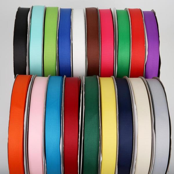 5Yards Roll Grosgrain Satin Ribbons for Wedding Christmas Party Decorations DIY Bow Craft Ribbons Card Gifts 2 5Yards/Roll Grosgrain Satin Ribbons for Wedding Christmas Party Decorations DIY Bow Craft Ribbons Card Gifts Wrapping Supplies