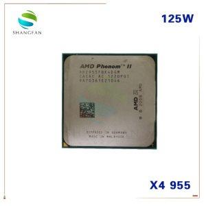 AMD Phenom II X4 955 125W Quad Core DeskTop CPU HDZ955FBK4DGM HDZ955FBK4DGI HDX955FBK4DGM Socket AM3 Innrech Market.com