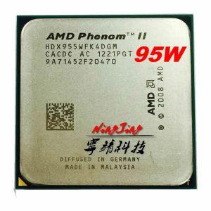 AMD Phenom II X4 955 3 2 GHz 95w Quad Core CPU Processor HDX955WFK4DGM HDX955WFK4DGI Socket Innrech Market.com