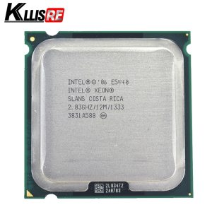 Intel Xeon E5440 2 83GHz 12MB Quad Core CPU Processor Works on LGA775 motherboard Innrech Market.com