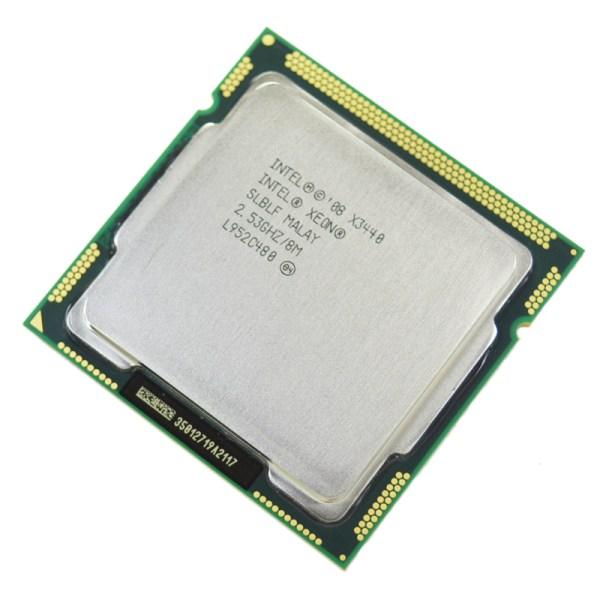Intel Xeon X3440 Processor Quad Core 2 53GHz LGA1156 8M Cache 95W Desktop CPU 1 Intel Xeon X3440 Processor Quad Core 2.53GHz LGA1156 8M Cache 95W Desktop CPU
