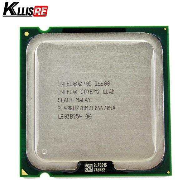 Intel core 2 quad Q6600 2 4GHz Quad Core FSB 1066 Desktop LGA 775 CPU Processor Intel core 2 quad Q6600 2.4GHz Quad-Core FSB 1066 Desktop LGA 775 CPU Processor