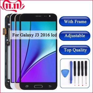 J320f lcd For SAMSUNG GALAXY J3 2016 LCD J320F J320FN J320M Display Digitizer Touch Screen With Innrech Market.com