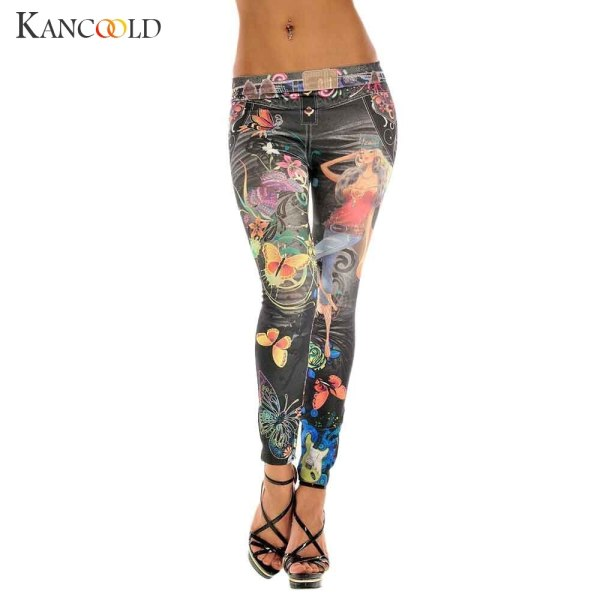 KANCOOLD jeans Sexy Womens Skinny Blue Jean Denim Stretchy Jeggings Pants fashion Snowflake jeans woman 2018Oct23 2 KANCOOLD jeans Sexy Womens Skinny Blue Jean Denim Stretchy Jeggings Pants fashion Snowflake jeans woman 2018Oct23