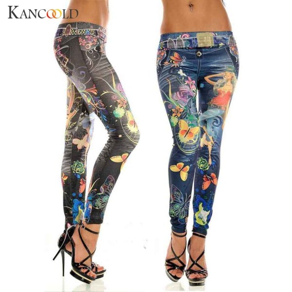 KANCOOLD jeans Sexy Womens Skinny Blue Jean Denim Stretchy Jeggings Pants fashion Snowflake jeans woman 2018Oct23 5 KANCOOLD jeans Sexy Womens Skinny Blue Jean Denim Stretchy Jeggings Pants fashion Snowflake jeans woman 2018Oct23