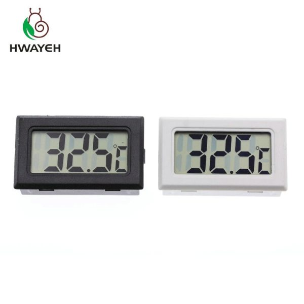Mini Digital LCD Indoor Convenient Temperature Sensor Humidity Meter Thermometer Hygrometer Gauge 1 Mini Digital LCD Indoor Convenient Temperature Sensor Humidity Meter Thermometer Hygrometer Gauge