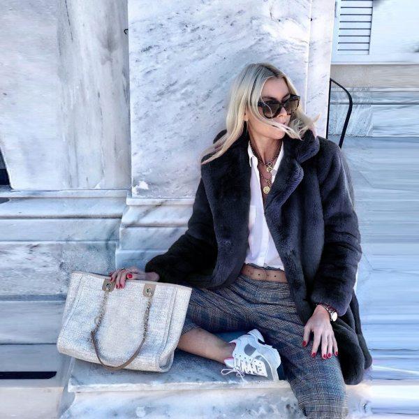 New Winter Womens Faux Fur Long Outwear Coat Warm Fleece Thick Jacket Ladies Long Plus Size 4 New Winter Womens Faux Fur Long Outwear Coat Warm Fleece Thick Jacket Ladies Long Plus Size Cardigan Overcoat