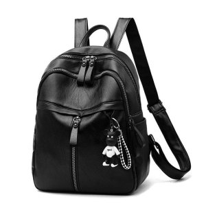 On sale New 2019 Women ladies PU Leather small Backpacks for Teenage Girls Female School Shoulder Innrech Market.com
