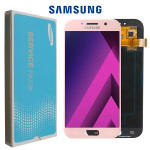 Original 5 2 Super AMOLED LCD for SAMSUNG Galaxy A5 2017 Display Touch Screen Digitizer A520 Innrech Market.com