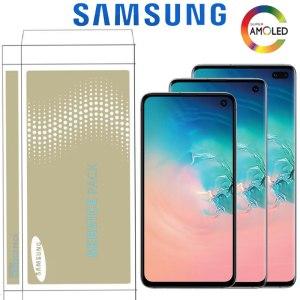 The 1440 3040 LCD For SAMSUNG Galaxy S10E S10 G9730 Display S10 Plus G9750 Touch Screen Innrech Market.com