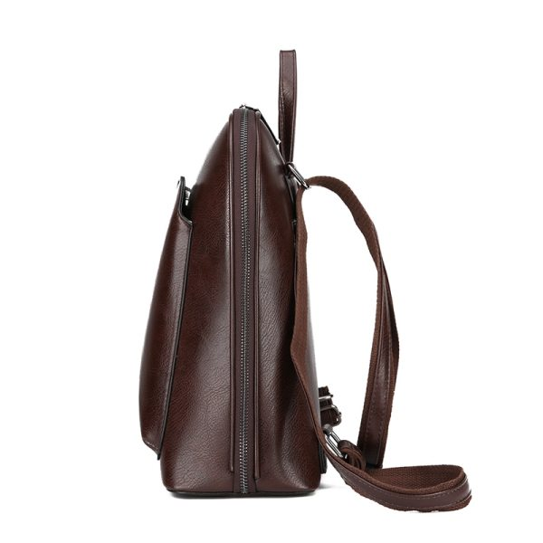 Vintage Backpack Female Brand Leather Women s backpack Large Capacity School Bag for Girls Leisure Shoulder 3 Vintage Backpack Female Brand Leather Women's backpack Large Capacity School Bag for Girls Leisure Shoulder Bags for Women 2018