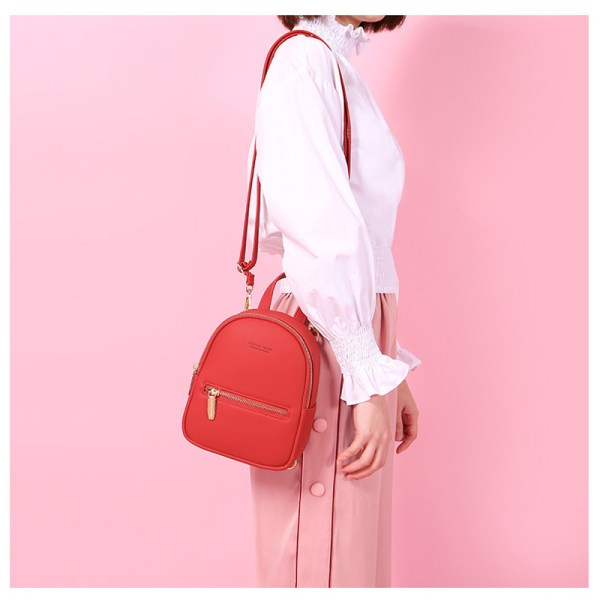 WEICHEN New Designer Fashion Women Backpack Mini Soft Touch Multi Function Small Backpack Female Ladies Shoulder 5 WEICHEN New Designer Fashion Women Backpack Mini Soft Touch Multi-Function Small Backpack Female Ladies Shoulder Bag Girl Purse
