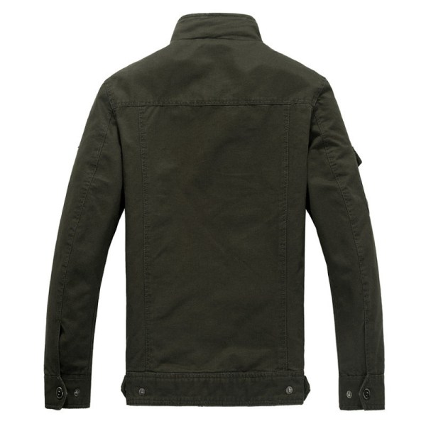 Winter Cargo Plus Size M XXXL 5XL 6XL Casual Man Jackets Army Clothes Brand 2018 Mens 3 Winter Cargo Plus Size M-XXXL 5XL 6XL Casual Man Jackets Army Clothes Brand 2018 Mens Green Khaki 3 Colors Military Jacket