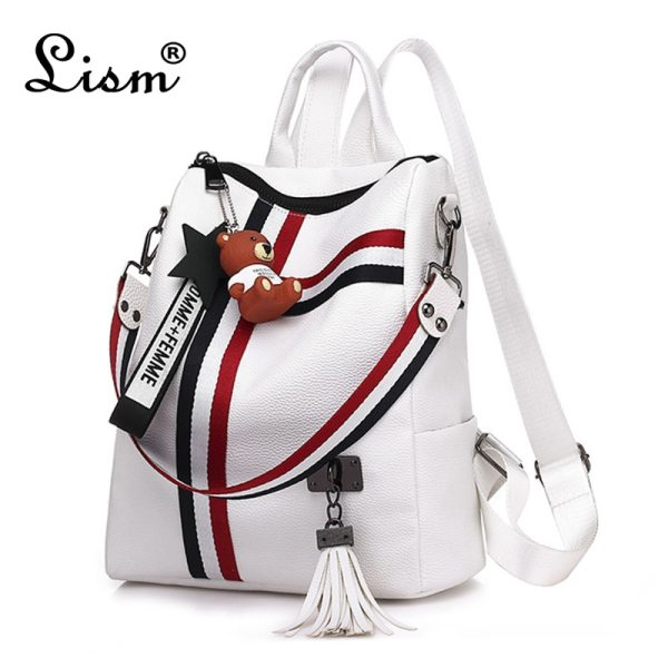 bags for women 2019 new retro fashion zipper ladies backpack PU Leather high quality school bag bags for women 2019 new retro fashion zipper ladies backpack PU Leather high quality school bag shoulder bag for youth bags