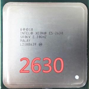 intel xeon e5 2630 SR0KV E5 2630 2 3GHZ 7 2GT s 15MB SIX CORE LGA2011 Innrech Market.com