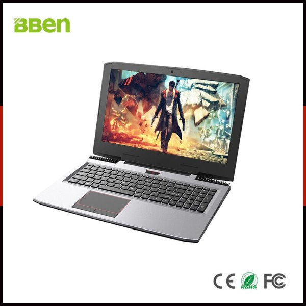BBen G16 15 6 Laptop Windows 10 Intel i7 7700HQ GTX1060 16GB RAM 256GB SSD 1T 1 BBen G16 15.6'' Laptop Windows 10 Intel i7 7700HQ GTX1060 16GB RAM 256GB SSD 1T HDD Metal Case Backlit Keyboard IPS WiFi BT4.0