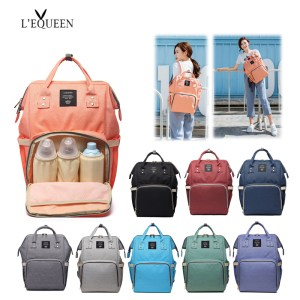 Fashion Mummy Maternity Nappy Bag Large Capacity Baby Bag Travel Backpack Nursing Bag for Baby Care Innrech Market.com
