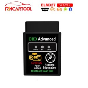 OBD2 Super MINI hhobd ELM327 Bluetooth V2 1V1 5 OBD2 Car Diagnostic Tool ELM 327 OBD Innrech Market.com