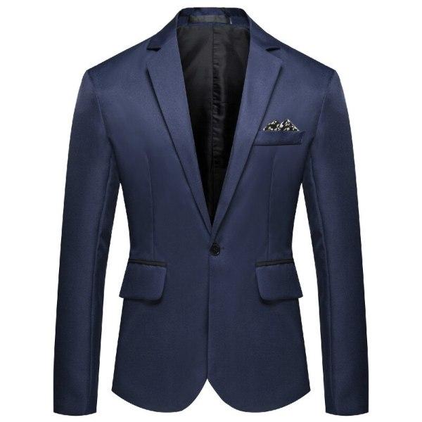 Suit Men Jacket 2019 New Men Handsome Young Student Small Suit Slim Fit Blazer Men Fashion 4 Suit Men Jacket 2019 New Men Handsome Young Student Small Suit Slim Fit Blazer Men Fashion Business Casual Dress Blazer Coat