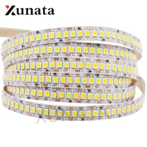 LED Strip 2835 SMD 240LEDs m 5M 300 600 1200 Leds DC12V High Bright Flexible LED Innrech Market.com