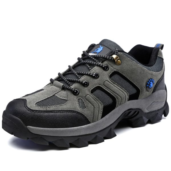 VESONAL 2019 New Autumn Winter Sneakers Men Shoes Casual Outdoor Hiking Comfortable Mesh Breathable Male Footwear 2 VESONAL 2019 New Autumn Winter Sneakers Men Shoes Casual Outdoor Hiking Comfortable Mesh Breathable Male Footwear Non-slip