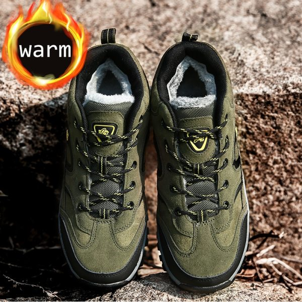 VESONAL 2019 New Autumn Winter Sneakers Men Shoes Casual Outdoor Hiking Comfortable Mesh Breathable Male Footwear 4 VESONAL 2019 New Autumn Winter Sneakers Men Shoes Casual Outdoor Hiking Comfortable Mesh Breathable Male Footwear Non-slip
