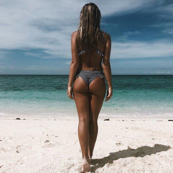 Women Plaid Print Swimsuit Sexy Ruffle Swimwear Brazilian Bathing Suit Bikinis Set Female Summer Halter Beach 1 Women Plaid Print Swimsuit Sexy Ruffle Swimwear Brazilian Bathing Suit Bikinis Set Female Summer Halter Beach Wear Biquini