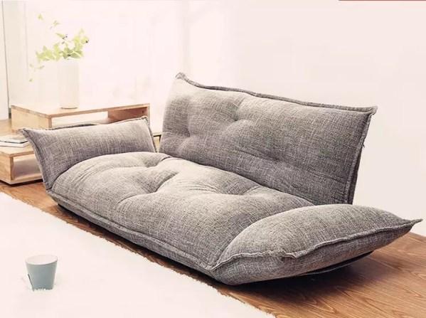 image0 Lazy Sofa, Tatami Small Huxing Double Japanese Dual-purpose Reading Bedroom, Balcony, Leisure Folding Sofa Bed