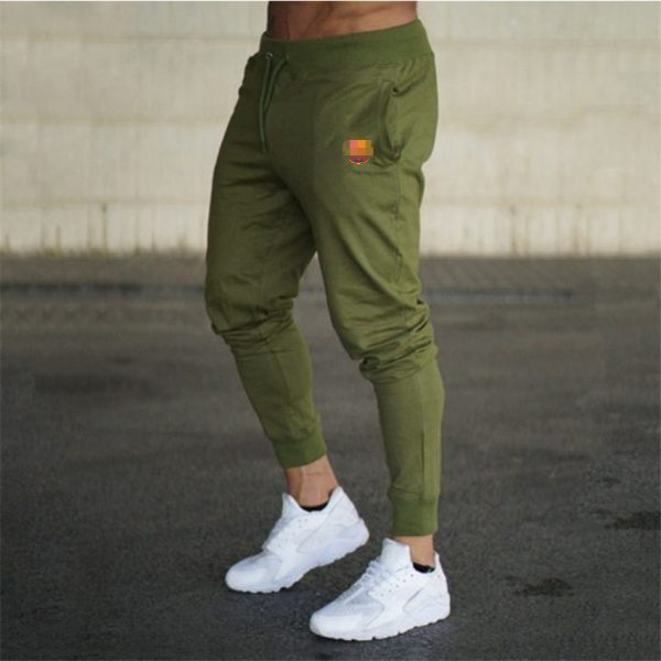2019 Autumn Brand Gyms Men Joggers Sweatpants Men Joggers Trousers Sporting Clothing The high quality Bodybuilding 2019 Autumn Brand Gyms Men Joggers Sweatpants Men Joggers Trousers Sporting Clothing The high quality Bodybuilding Pants