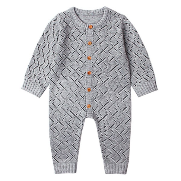 2019 Newborn baby boy rompers Toddler Jumpsuit Girls Candy Color Knitted Baby Clothes Infant Boy Overall 2019 Newborn baby boy rompers Toddler Jumpsuit Girls Candy Color Knitted Baby Clothes Infant Boy Overall Children Outfit Spring