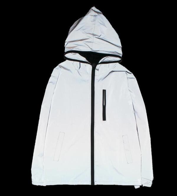 5XL 4XL Men s 3M Full Reflective Jacket Light Hoodies Women Jackets Hip Hop Waterproof Windbreaker 5XL 4XL Men's 3M Full Reflective Jacket Light Hoodies Women Jackets Hip Hop Waterproof Windbreaker Hooded Streetwear Coats Man
