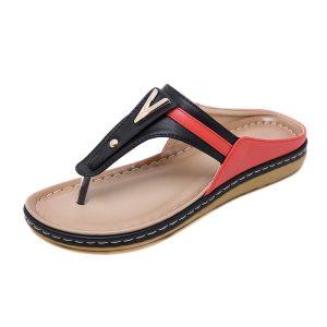 2019 Summer Women Shoes Flip Flops Ladies Beach Sandals Plus Size Women Sandals Flat Women Flip Innrech Market.com