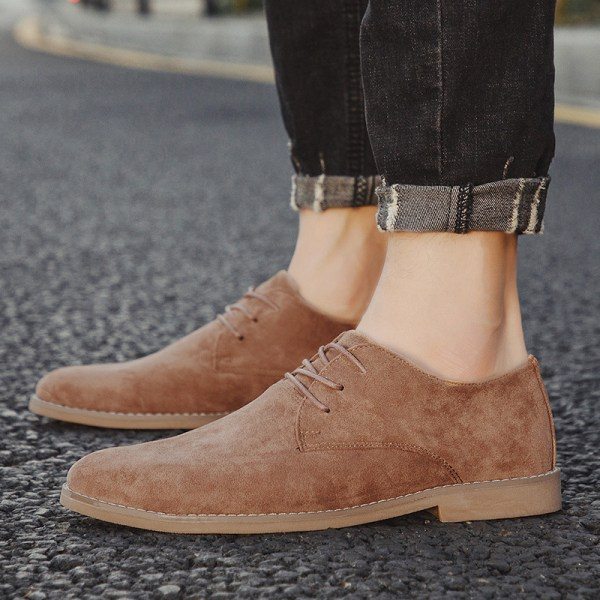 2019 fashion men casual shoes new spring men flats lace up male suede oxfords men leather 5 2019 fashion men casual shoes new spring men flats lace up male suede oxfords men leather shoes zapatillas hombre size 38-48