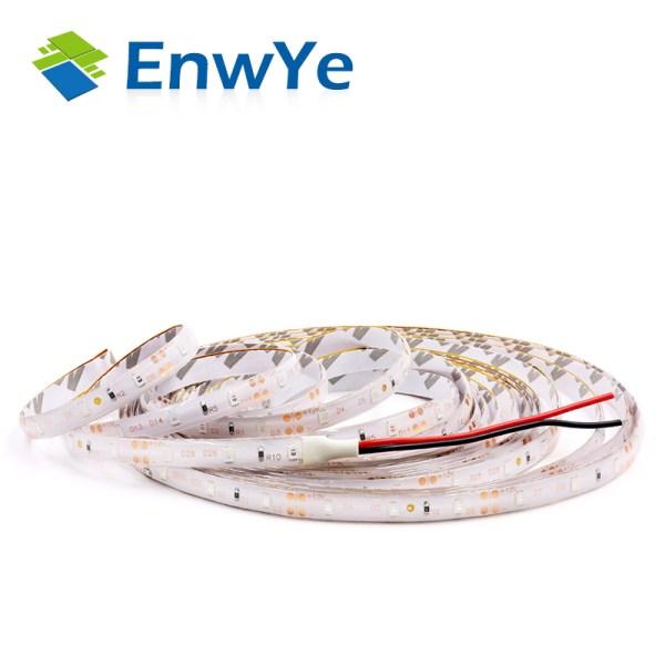 EnwYe 5M 300Leds waterproof RGB Led Strip Light 3528 5050 DC12V 60Leds M Fiexble Light Led 4 EnwYe 5M 300Leds waterproof RGB Led Strip Light 3528 5050 DC12V 60Leds/M Fiexble Light Led Ribbon Tape Home Decoration Lamp