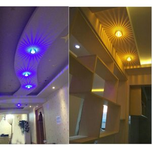 Modern 3w LED Ceiling Light For Home Livingroom Bedroom Restaurant Aisle Corridor LED decoration lighting Luminous Innrech Market.com