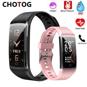 2020 Fitness Bracelet Blood Pressure Fitness Tracker Waterproof Smart Bracelet Heart Rate Smart Band Watch Wristband Innrech Market.com