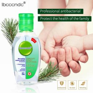 50ml Travel Portable Hand Sanitizer Gel Anti Bacteria Moisturizing Liquid Disposable No Clean Waterless Antibacterial Hand Innrech Market.com