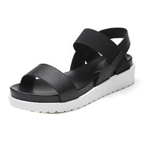 shoes woman Women s Summer Sandals Shoes Peep toe Low Shoes Roman Sandals Ladies Flip Flops Innrech Market.com