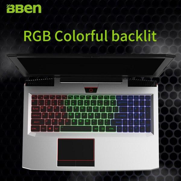 BBen laptop G16 notebook DDR4 16GB 256GB M 2 SSD 1TB HDD Intel i7 7700hq quad 1 BBen laptop G16 notebook DDR4 16GB+256GB M.2 SSD+1TB HDD Intel i7-7700hq quad cores NVIDIA GTX1060 windows10 wifi
