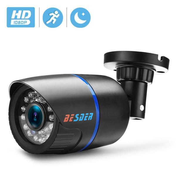 BESDER 2 8mm Wide IP Camera 1080P 960P 720P Email Alert XMEye ONVIF P2P Motion Detection BESDER 2.8mm Wide IP Camera 1080P 960P 720P Email Alert XMEye ONVIF P2P Motion Detection RTSP 48V POE Surveillance CCTV Outdoor