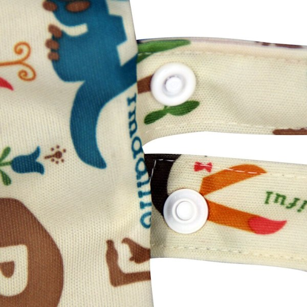Reusable Nursing Pads Single Zippers Sanitary Pads Washable Wet Bags Nappy Bags Printed Waterproof Wetbag Diaper 2 Reusable Nursing Pads Single Zippers Sanitary Pads Washable Wet Bags Nappy Bags Printed Waterproof Wetbag Diaper Bags 16*20cm