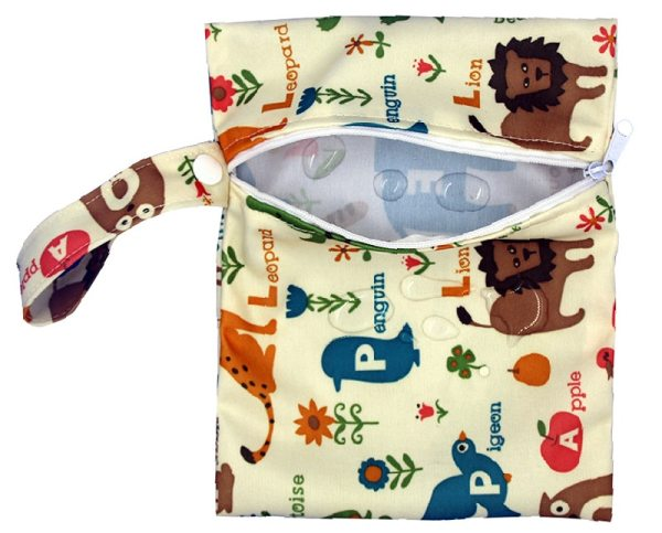 Reusable Nursing Pads Single Zippers Sanitary Pads Washable Wet Bags Nappy Bags Printed Waterproof Wetbag Diaper Reusable Nursing Pads Single Zippers Sanitary Pads Washable Wet Bags Nappy Bags Printed Waterproof Wetbag Diaper Bags 16*20cm