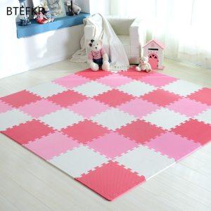 1PC Child Carpet EVA Foam Mat Kids Mat Puzzles Soft Floor Play Mat Toys for Children Innrech Market.com