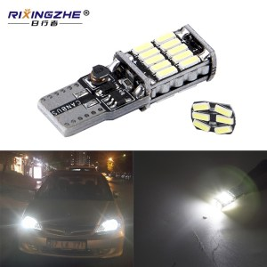 RXZ t10 w5w canbus car interior light 194 501 led 26 4014 SMD Instrument Lights bulb Innrech Market.com
