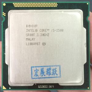 Intel Core i5 2500 i5 2500 Quad Core CPU LGA 1155 PC Computer Desktop CPU 100 Innrech Market.com