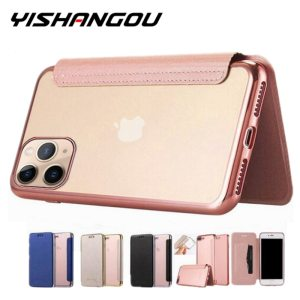 Luxury Wallet Flip Book PU Leather Phone Case For iPhone 11 XR XS Max 5 5S Innrech Market.com