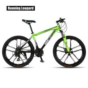 Running Leopard mountain bike 26 inch 21 24 speed bikes aluminum alloy frame mountain bike Mechanical Innrech Market.com
