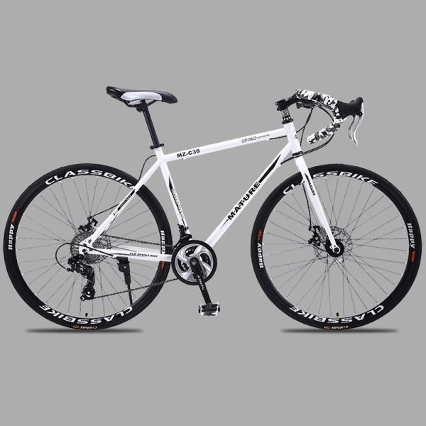 700c aluminum alloy road bike 21 27and30speed road bicycle Two disc sand road bike Ultra light 2 700c aluminum alloy road bike 21 27and30speed road bicycle Two-disc sand road bike Ultra-light bicycle